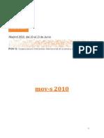 Dossier Movs 2010