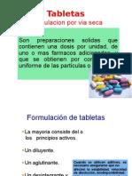 Tabletas via Seca