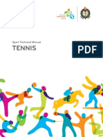 Tennis technical manual