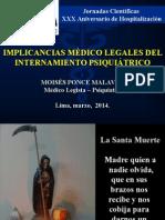 HOSPITALIZACION FORZADA 2014