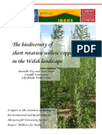 Biodiversity of Src Coppice in the Welsh Landscape