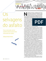 Aves Nas Cidades - Revista FAPESP