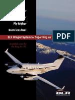 BLR Winglets Brochure 2009