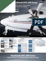 Blackhawk EPIC XPR Series Brochure