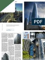 """Rascacielos Españoles """"Del viejo sueño de Babel a una alternativa ecológica para el S. XXI"""""""