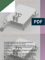 Hydrulic Re- Bar Bending Machine
