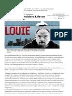 on radical honesty einstein creativity covering tracks louis ck focus and creative process.pdf