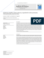 Evidencias Científicas Sobre La Eficacia y Seguridad de La Dieta Proteinada.