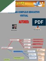 Diagrama de Complejo Virtual.