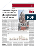 Licencias de Construccion en Chorrillos 26.05.15