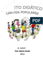 Projeto Cantigas