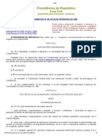 Lei Complementar nº 95/1998
