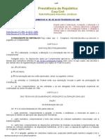 Lei Complementar nº 95/1998