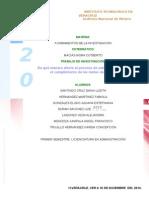 Proyecto Final- Seleccion Personal