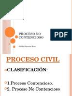 Manual Del Proceso No Contencioso