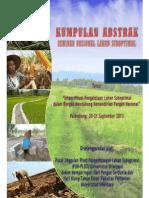 Abstrak Seminar Nasional 20-21 September 2013