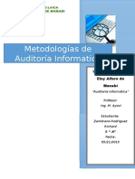 auditoria modelos