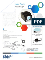 WiFi Power Pack Product Sheet