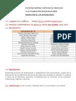 documento definitivo de la interdisciplinariedad 10 y 11 3er periodo