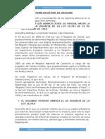 Sistema Registral de Uruguay