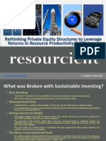 Rethinking Private Equity Structures