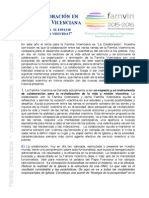 [ESP] La Colaboración en  la Familia Vicenciana – Eli Chaves CM
