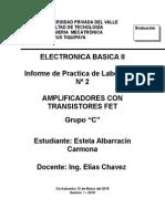 Electrónica Básica 2