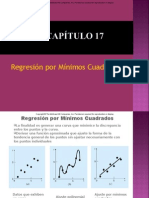 Regresion Por Minimos Cuadrados 2014