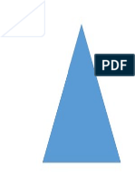 el triangulo azul