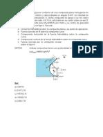 Problemas examen Ingeniería de Fluidos