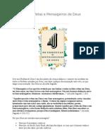 Os Profetas e Mensageiros de Deus