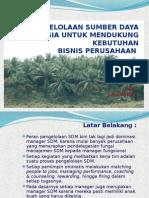 tugas dan program  kerja manager sdm-120104065539-phpapp01