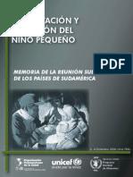 ALIMENTACIÓN Y NUTRICIÓN DEL NIÑO PEQUEÑO