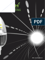 Crest LED Lighting Catalogue 2015