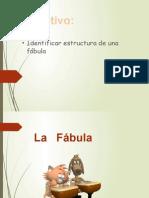 Mapa Conceptual Concepto La Fábula