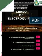 Curso de Electroquimica