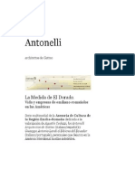 Los Antonelli - Arquitectos de Gatteo - Giorgio Antei