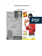 Advertising in Pakistan