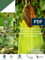 Manual de Plagas y Enfermedades Orquideas