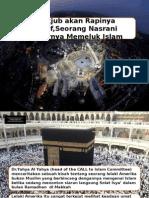 Takjub Akan Rapinya Shaf,Seorang Nasrani Akhirnya Memeluk Islam.jpg