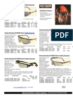 Harley Davidson Safety Glasses