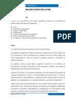 Análisis Clínico de La Piel