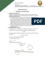 Informe 4 (Dinamica de Rotacion)