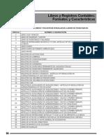 Libros y Registros a Usar en contabilidad