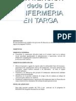 Protocolo de Atención de Enf. TARGA