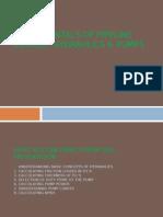 Fundamentals of Pipeline Design , Hydraulics & Pumps
