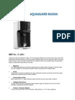 Aquaguard Magna