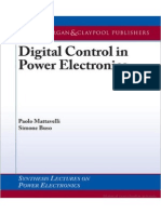 Digital Control in PowerElectronics
