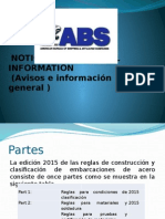 Informacion general ABS