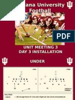 Defense 2004 Install Unit Meeting 3